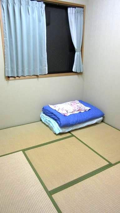 J-1 Welcome to Guest House Lappy! - Hiroshima-shi - Hostel