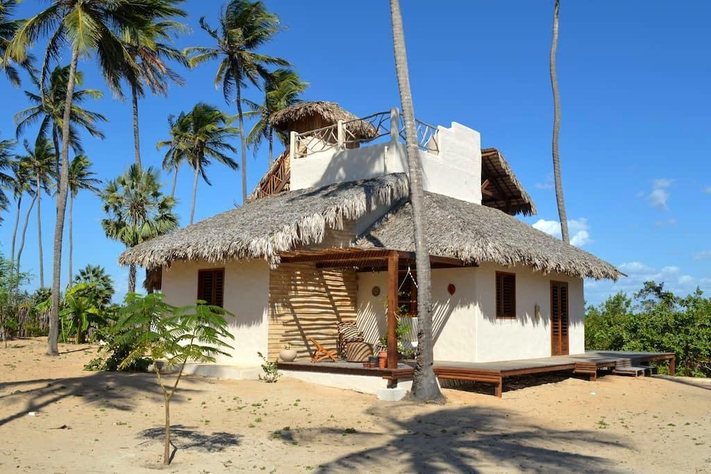 Casa Feliz - large beach house Tatajuba - Tatajuba