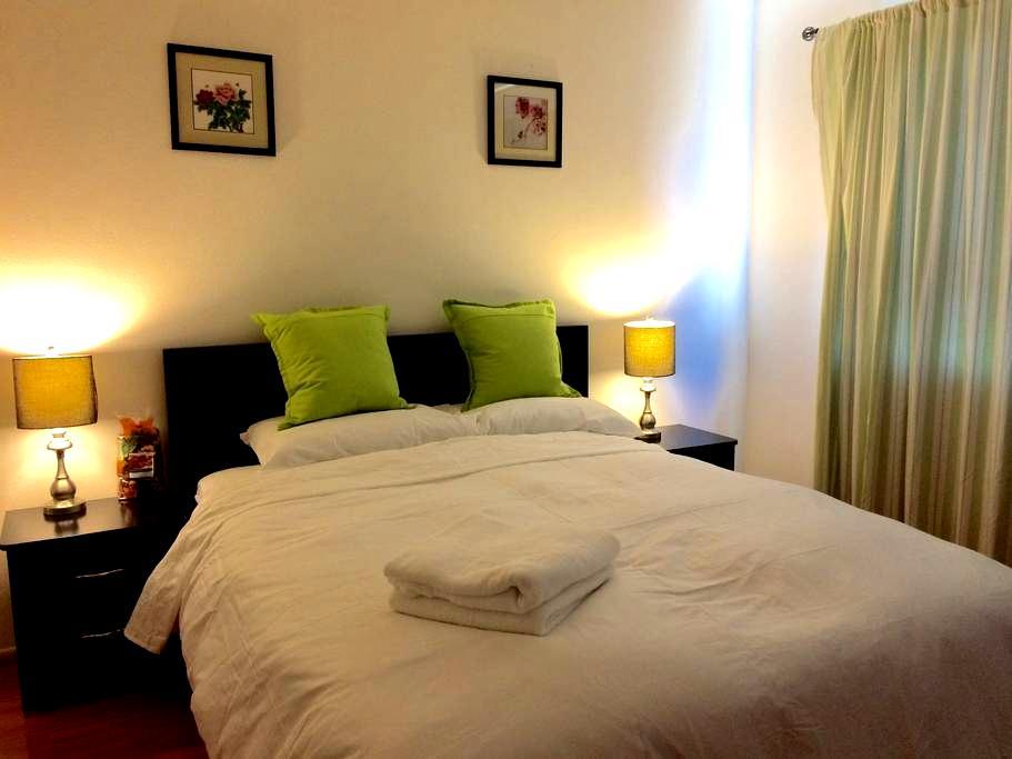 Arcadia 公园学校旁独立A房间,高级寝具清洁舒适可放松身心休息。 - Arcadia - Διαμέρισμα