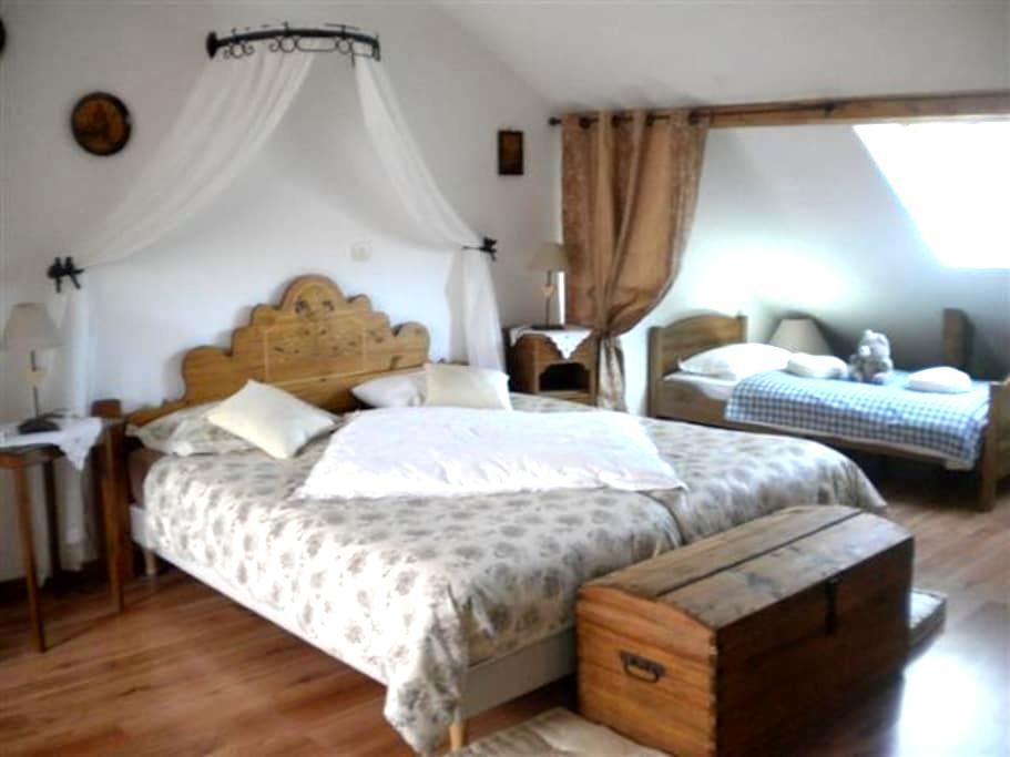 B&B de Charme en Centre Alsace - Ohnenheim - Bed & Breakfast