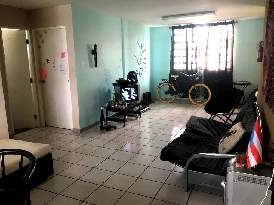 Friendly and cozy apt located at downtown Mayaguez - Mayagüez - Apartment