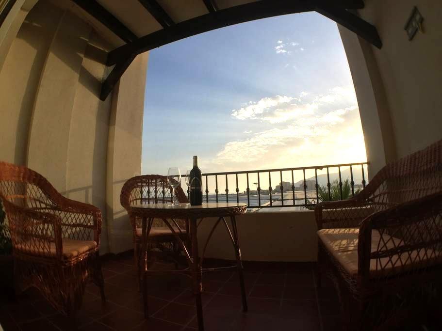 Piso playa Calahonda con terraza - Calahonda