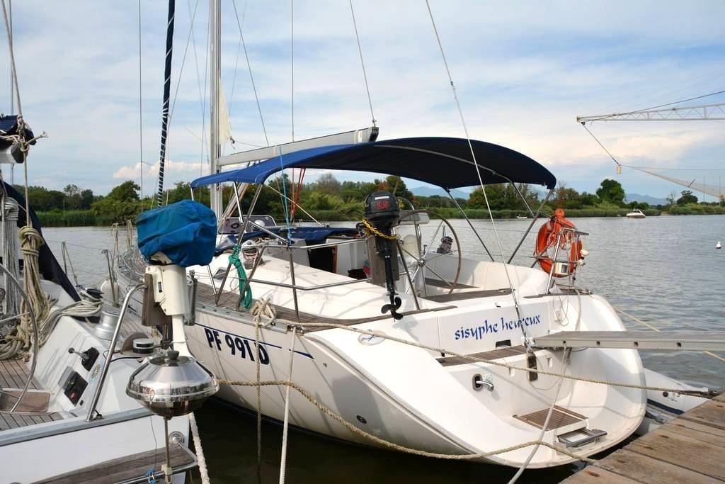 Bellissima barca a vela! Mare,terra - Marina di Pisa - Bateau