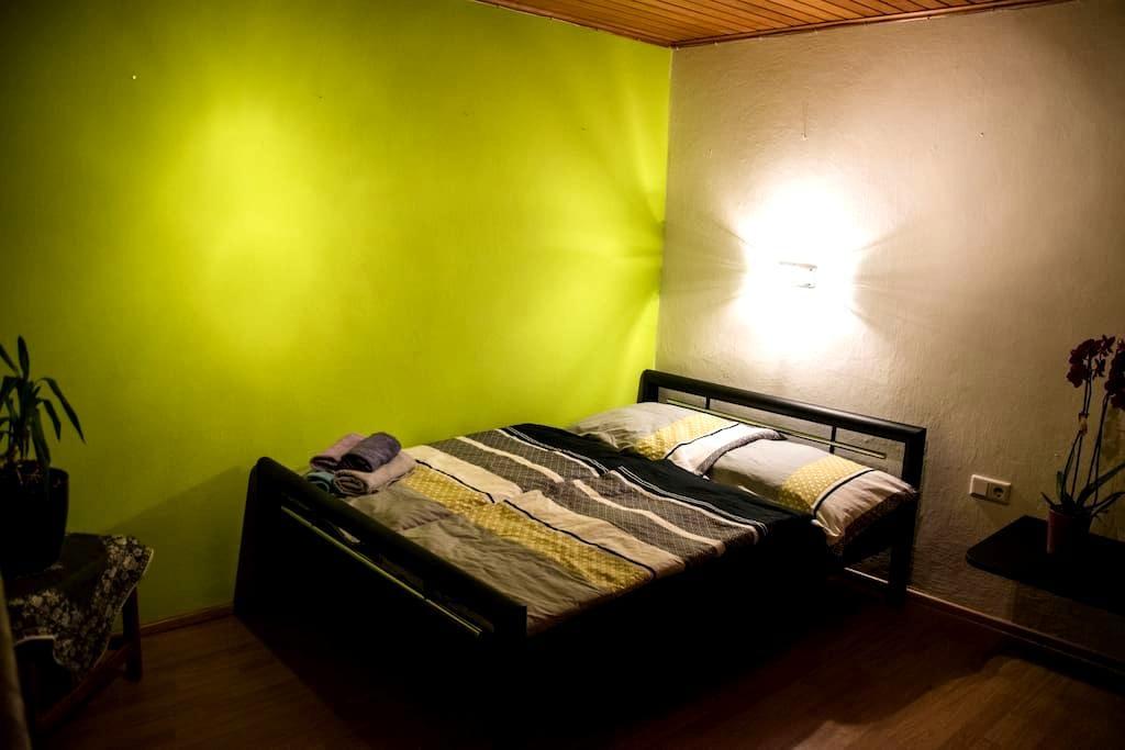 Ruhiges Zimmer in Schilift - Nähe - Sankt Martin - Appartement