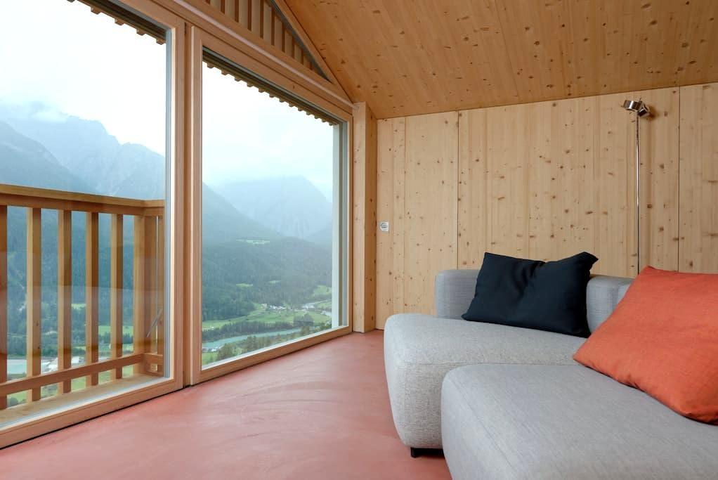 Alpenloft Loft Nr 8, in 7554 Sent - Scuol