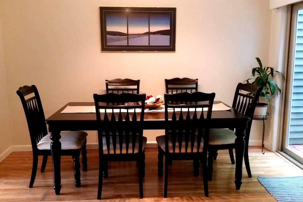 Beautiful, safe, quiet! - South Burlington - Apartament