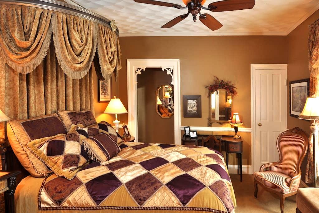 Duck Inn room - New Bern - Bed & Breakfast