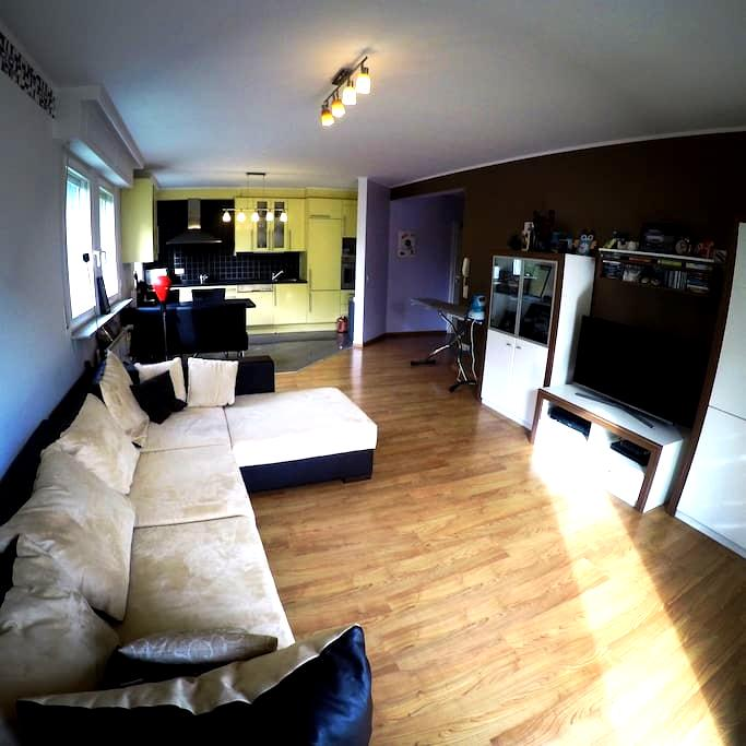 ENTIRE 65m2 Apartment in Mersch - Mersch - Apartamento