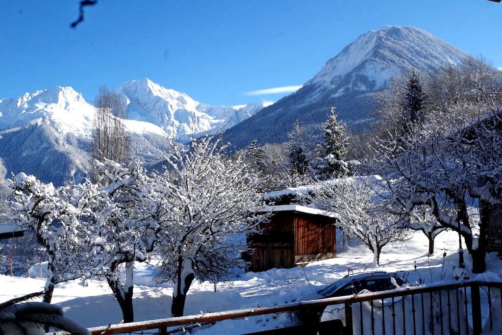 Chalet de montagne 8 personnes - Saint-Bon-Tarentaise - Chalupa