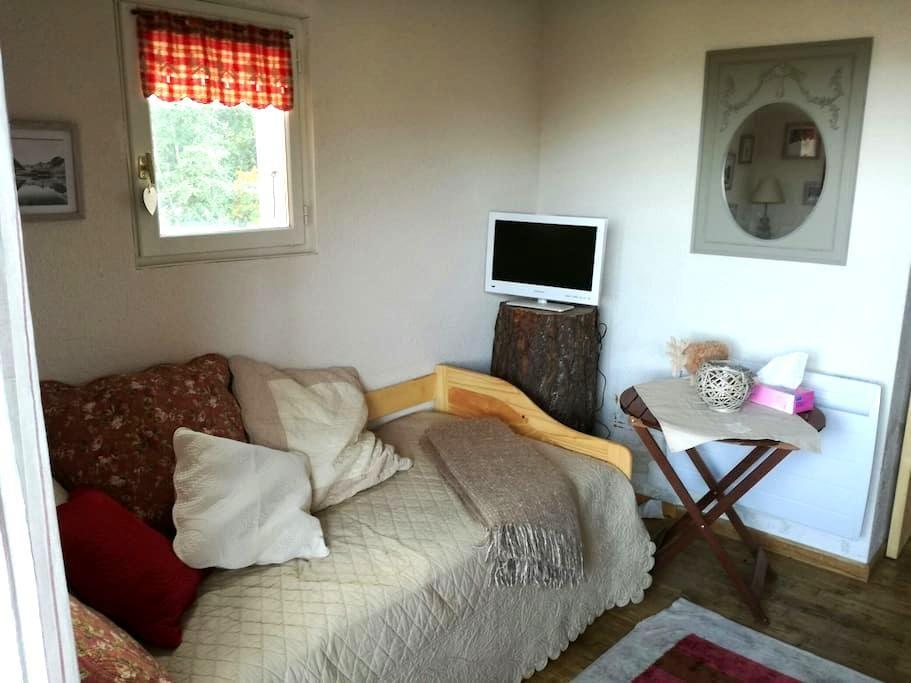 Studio coeur village - Les Angles - Lägenhet