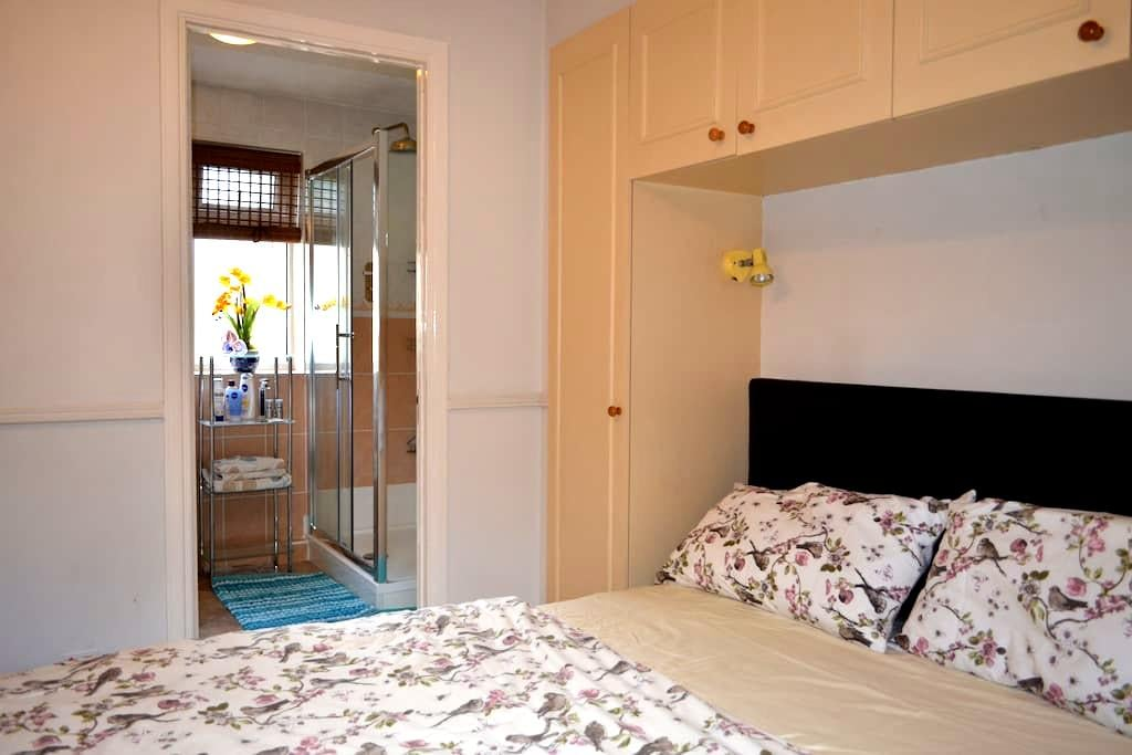 En-Suite ina detach house+Fully functional kitchen - Earley