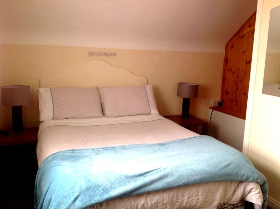 Double Private Bedroom - Bundoran