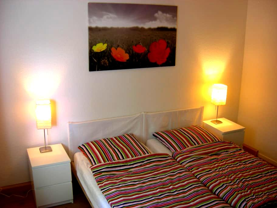 Modernes 2-Zi-Apartment WLAN /Messe - Hannover - Wohnung