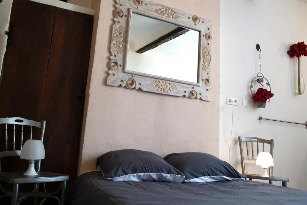Nice flat in the center of the city - Forcalquier