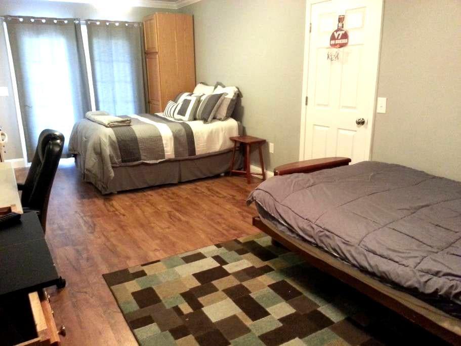 Private Suite - Bathroom & Kitchen (On Own Floor) - Christiansburg - Другое