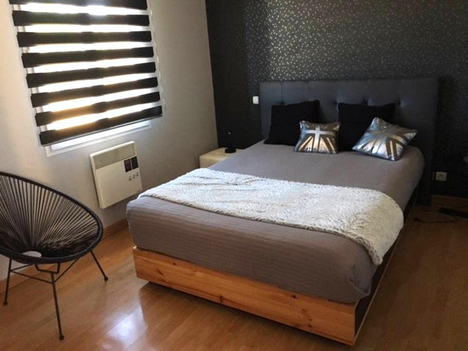 Calme/Vue imprenable/chambres - Villebois-Lavalette - House