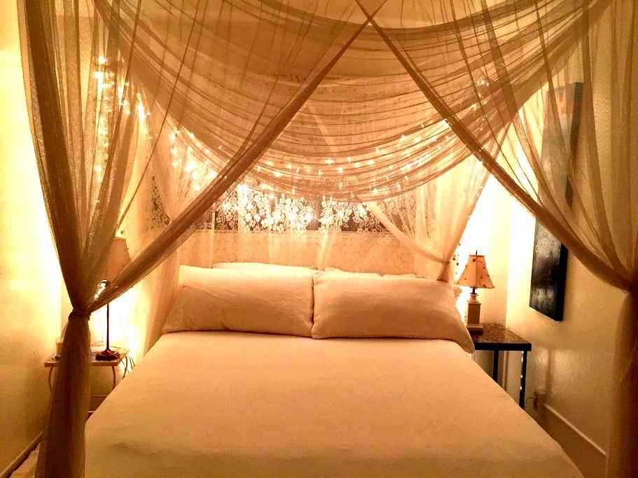 Enchanted Room in Wonderland - Santa Cruz - Condominio