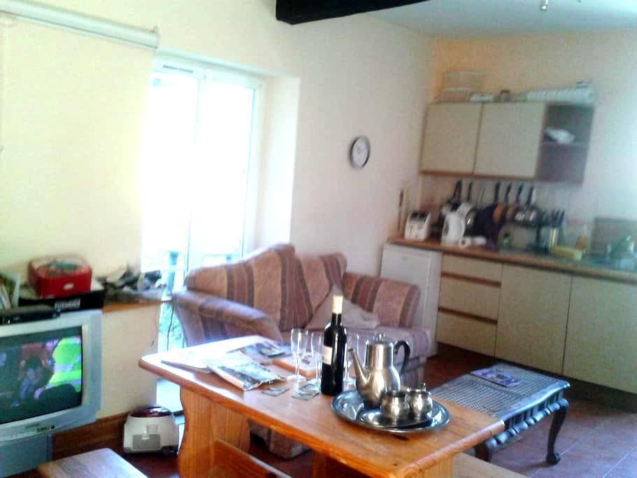 Richard Crow's appartment (Gite) - Tribehou - Pension