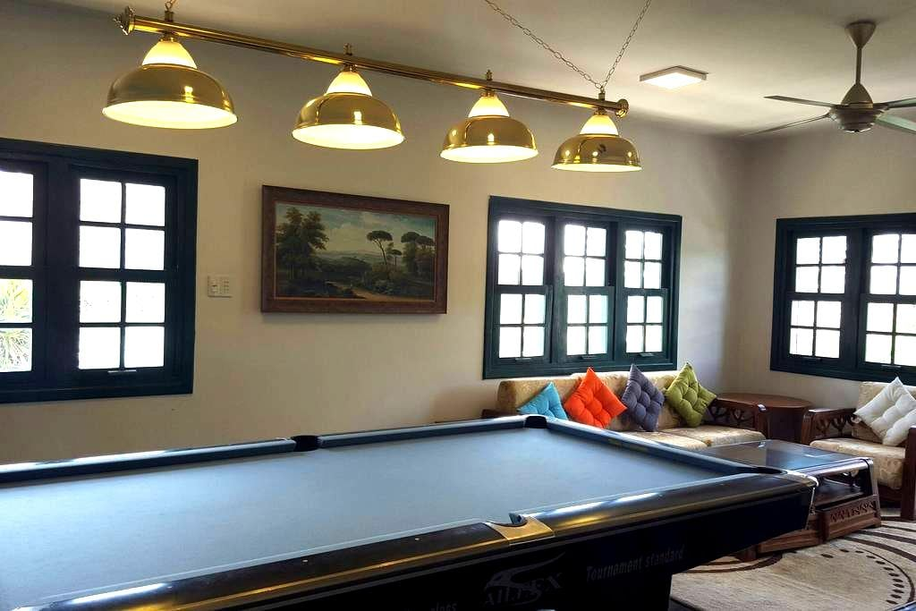 4 Bedrooms French Villa + Pool Table Center Dalat - tp. Đà Lạt - Villa