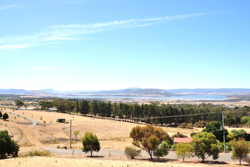 Relax & Enjoy the Panoramic View R2 - Mount Rumney - Casa