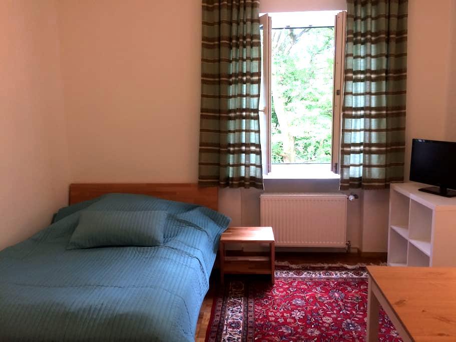 Zimmer No 8 in der Villa Marie - Mannheim - Hus