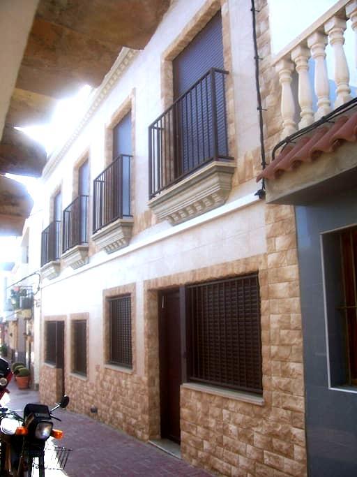 Apartamento Acogedor y Wifi - Águilas - Leilighet