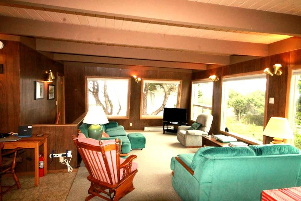 Whales' Nook Vacation/Beach Rental - Yachats - Σπίτι