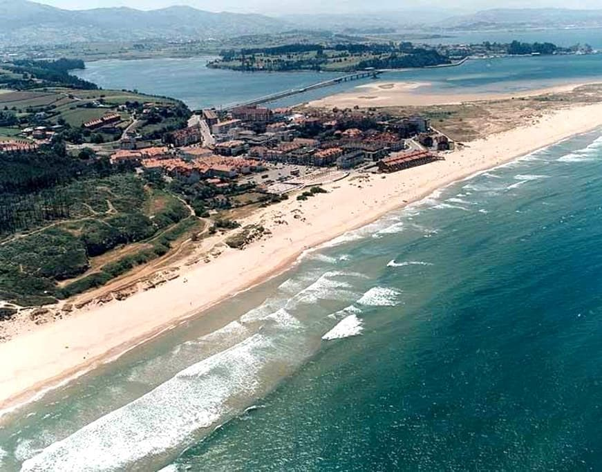 Bonito apartamento a 5 minutos de la playa. - Somo - Appartement