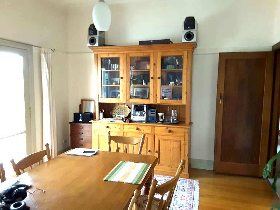 Renovated 1920s 3 bedroom large Period Home. - Eaglemont - Rumah