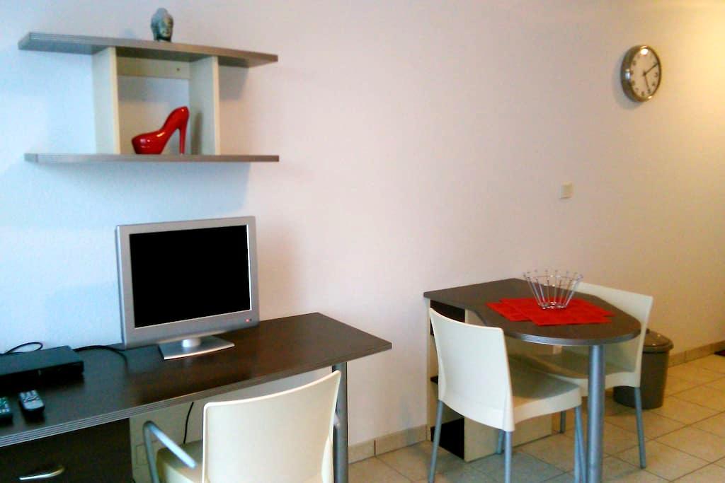 Studio meublé tout confort. - Limoges - Apto. en complejo residencial