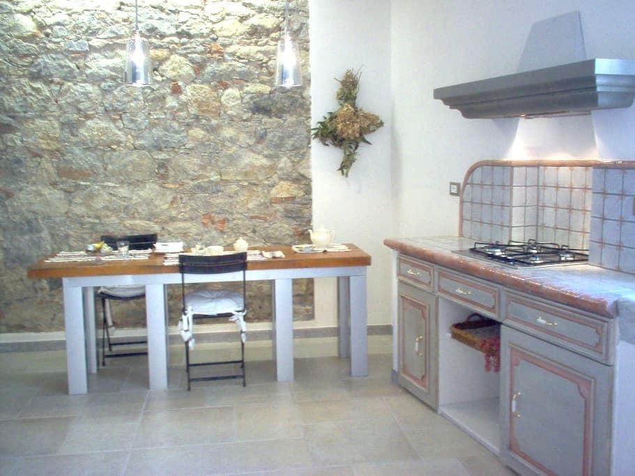 Appartamento Arancione - Ca' Bonami - Arcola - Byt