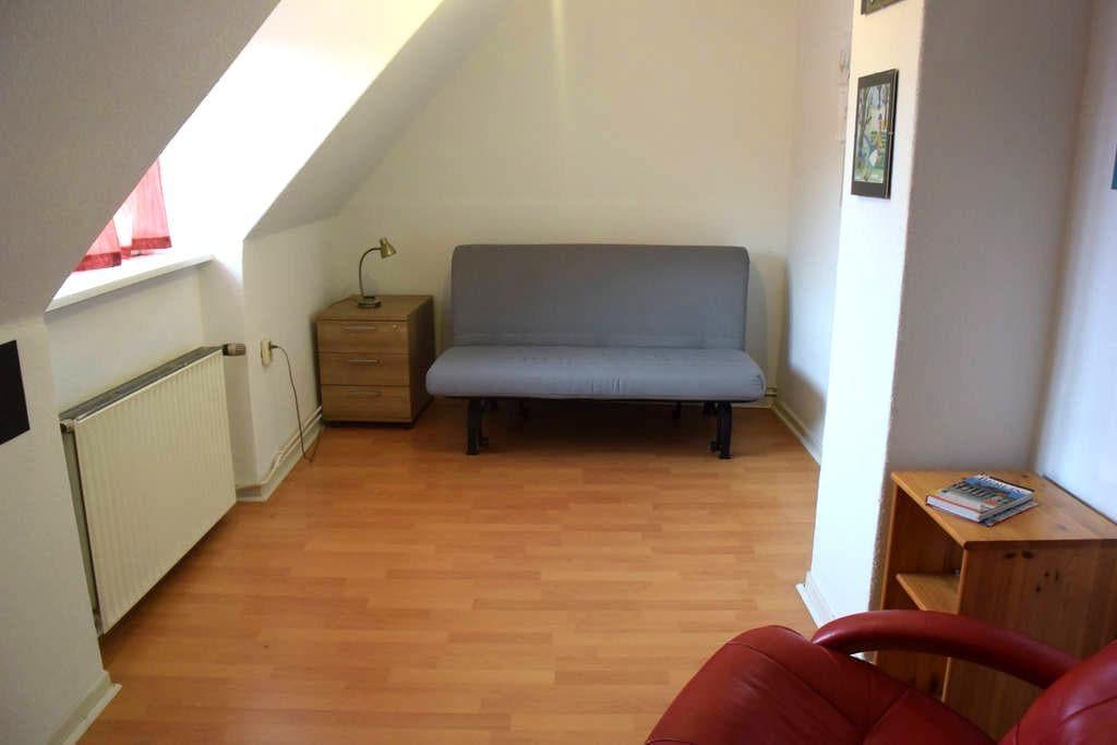 Room in small house with garden - Schönkirchen