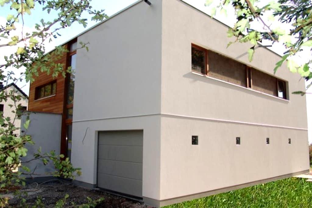 Maison contemporaine au Coeur des Ardennes Belges. - Stavelot - Casa