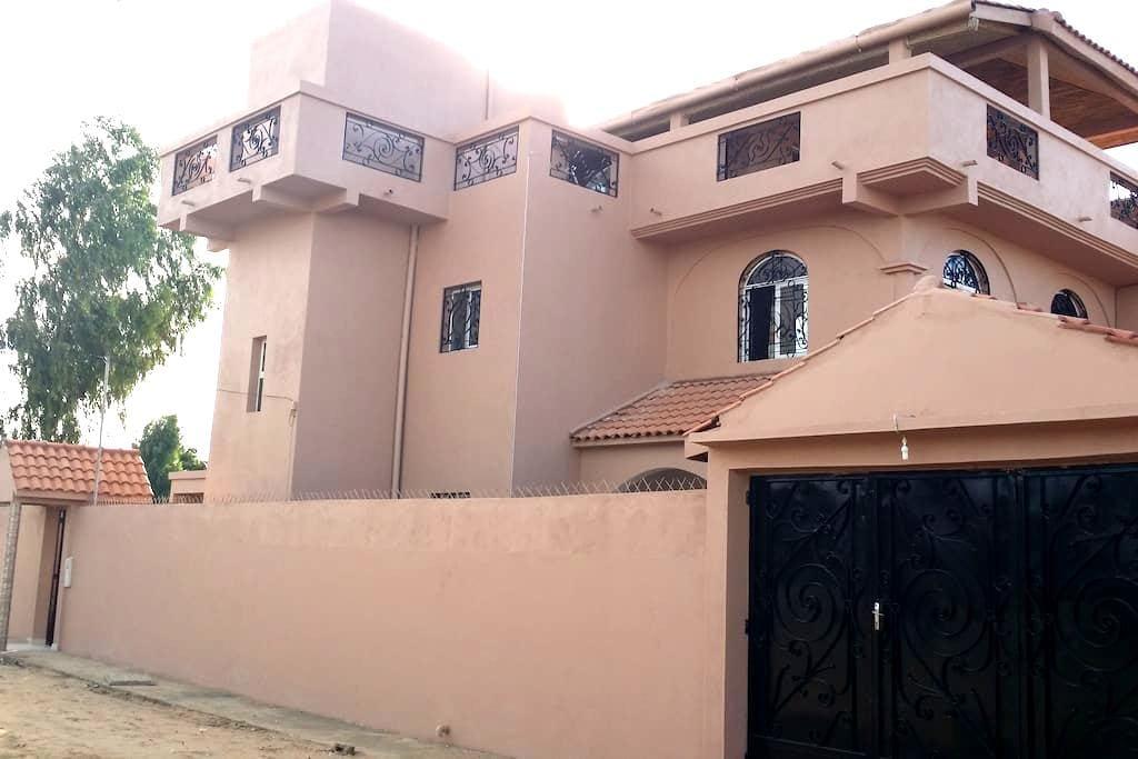 Villa Savana à Saly/Sénégal - M'bour