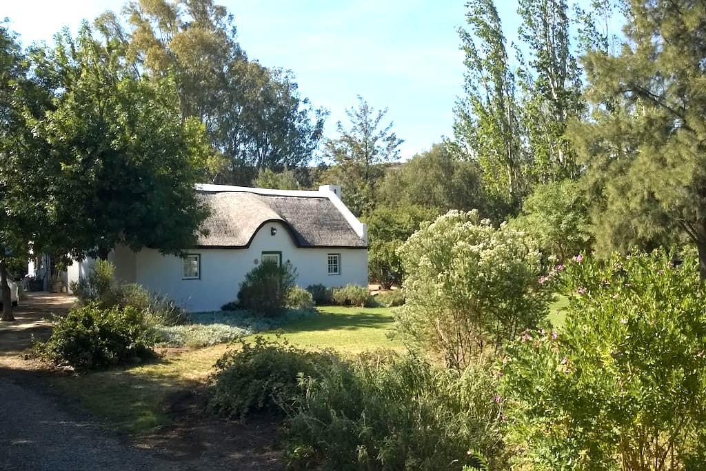 Heritage Home in McGregor - McGregor - Huis