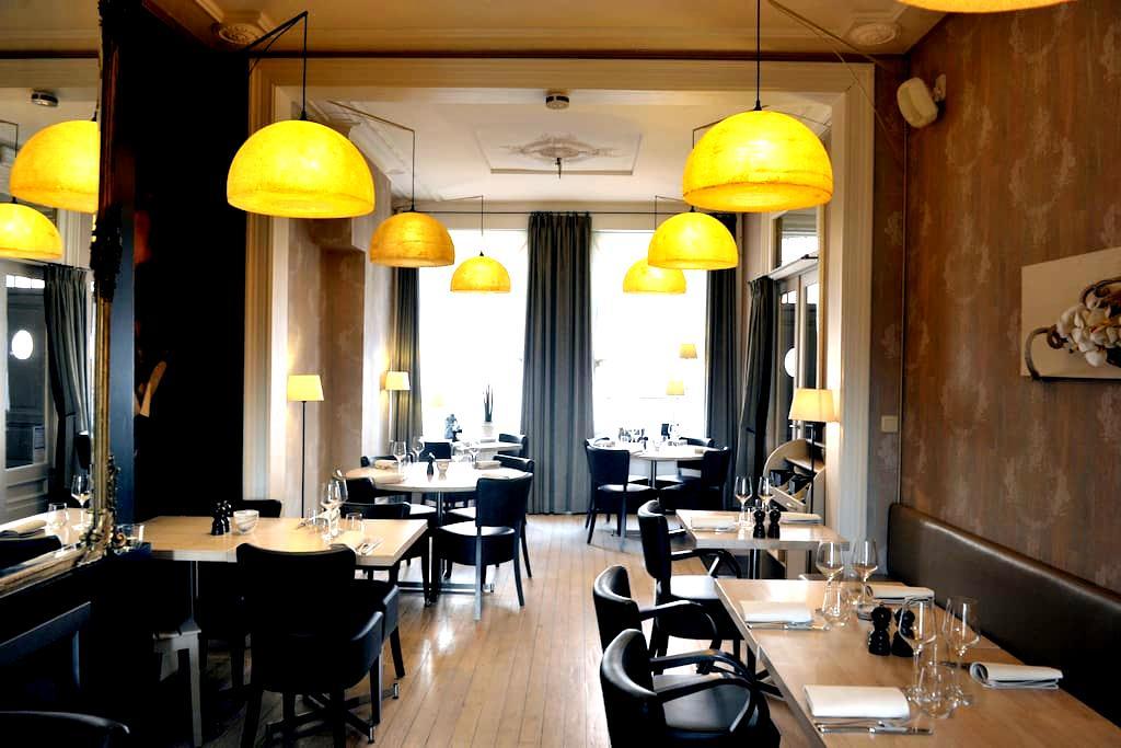 Restaurant & BED - Cachet de Cire - Turnhout - Aamiaismajoitus