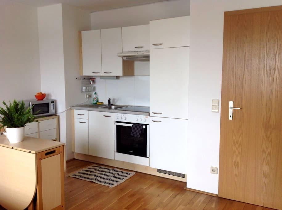 Small modern studio with a view - Vienna - Apartamento