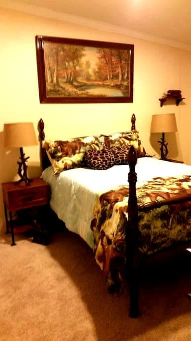 Rooms for rent in the country - Mount Olive - Haus