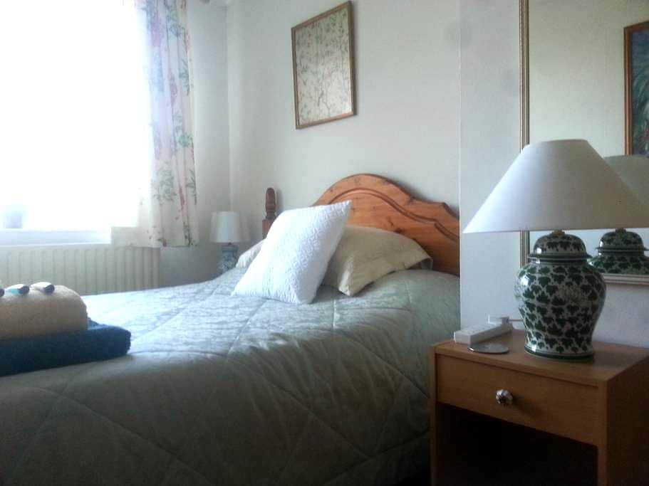 Gorgeous village, Sunny Double room - Coltishall - Ev