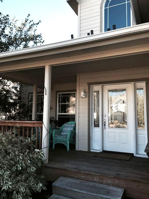 Comfortable home in charming Hailey - Hailey - Hus