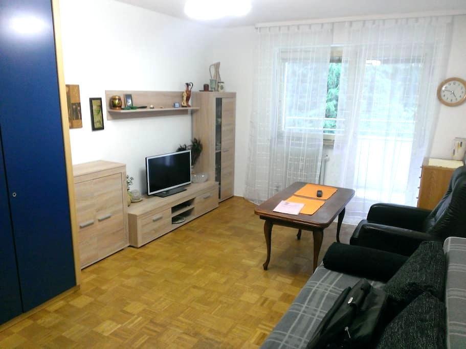 1 Zim. Wohnung in Erlangen - Spardorf - Apartment