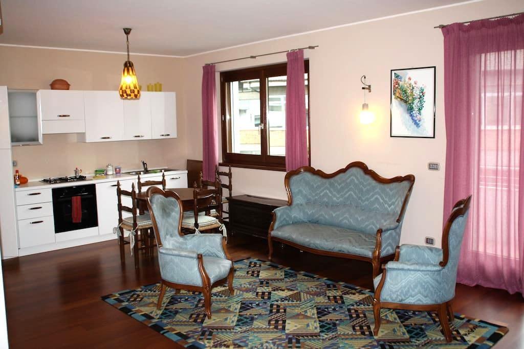 monolocale in casa signorile, tranquillo, centrale - Cuneo - Huoneisto