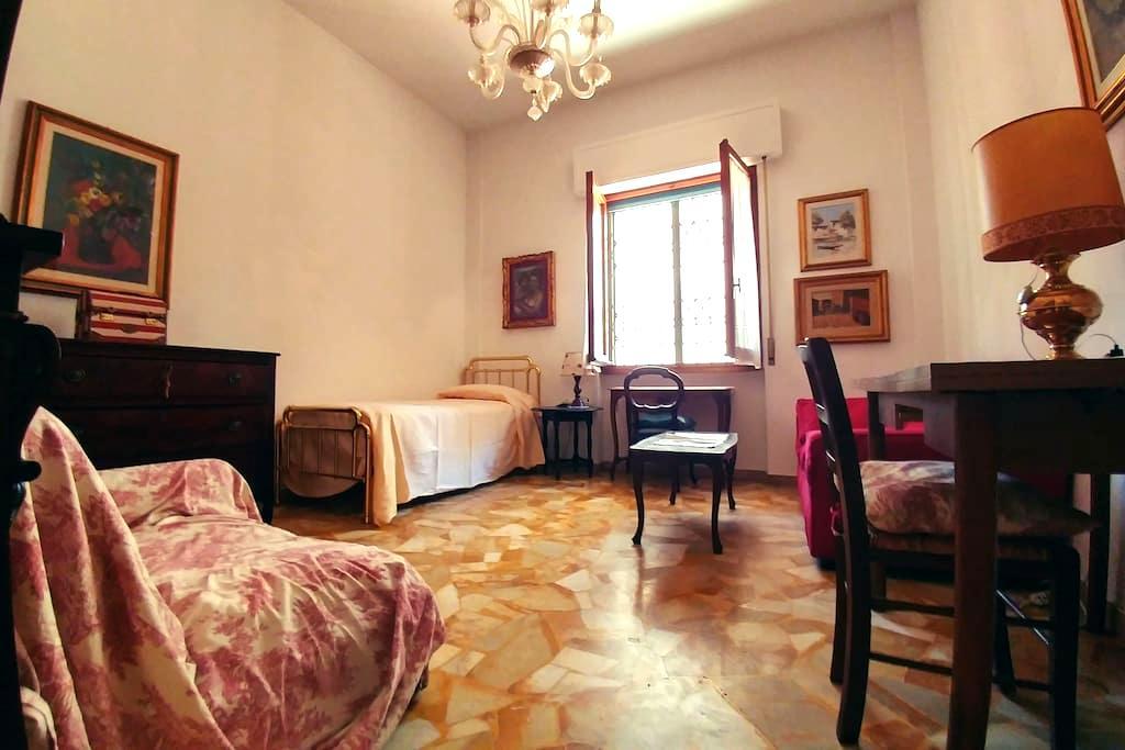 """""""Campo di Marte"""" - Bright, Confortable Single Room - 佛羅倫薩 - 公寓"""