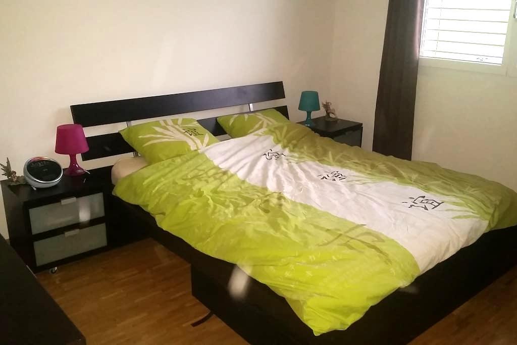 Jolie chambre, La Sarraz - La Sarraz - Departamento