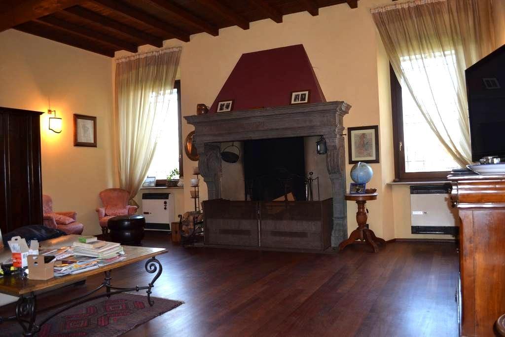 Antica cascina Franciacortina - Cazzago San Martino - บ้าน