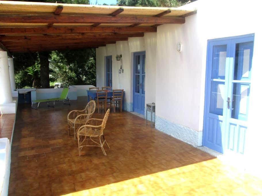 Casa vacanze a Lingua x 2 - Lingua - Appartement
