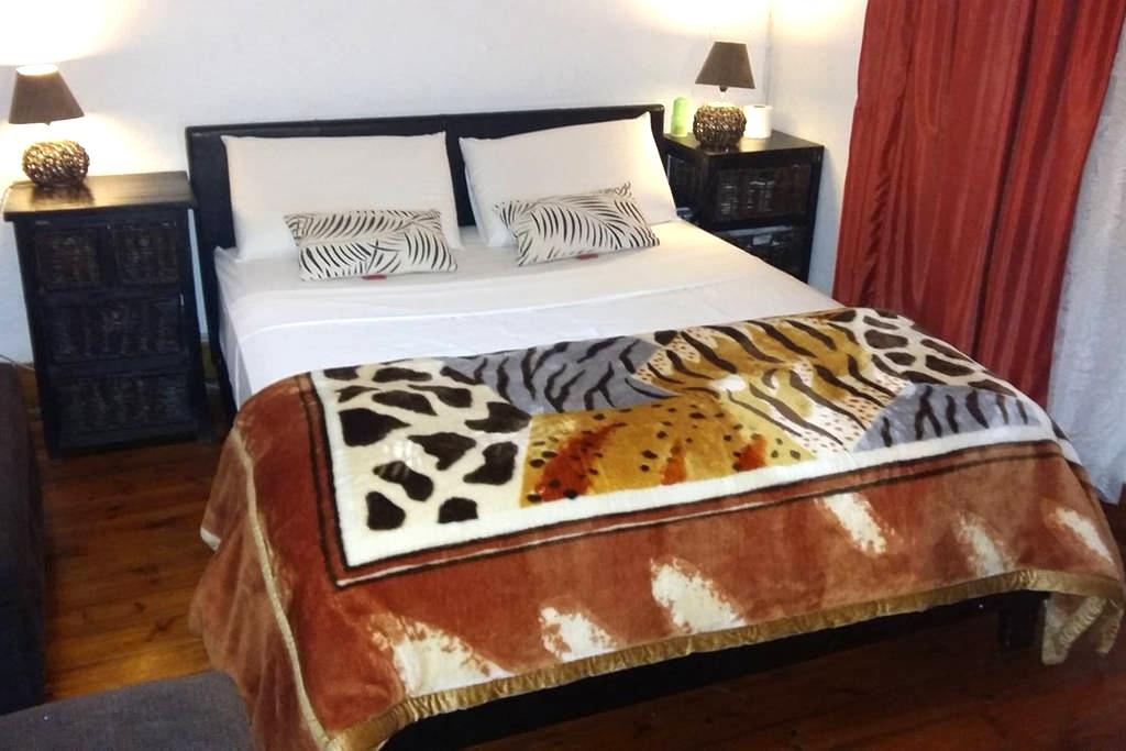 Orchid room in a Victorian House - Johannesburg - Bed & Breakfast