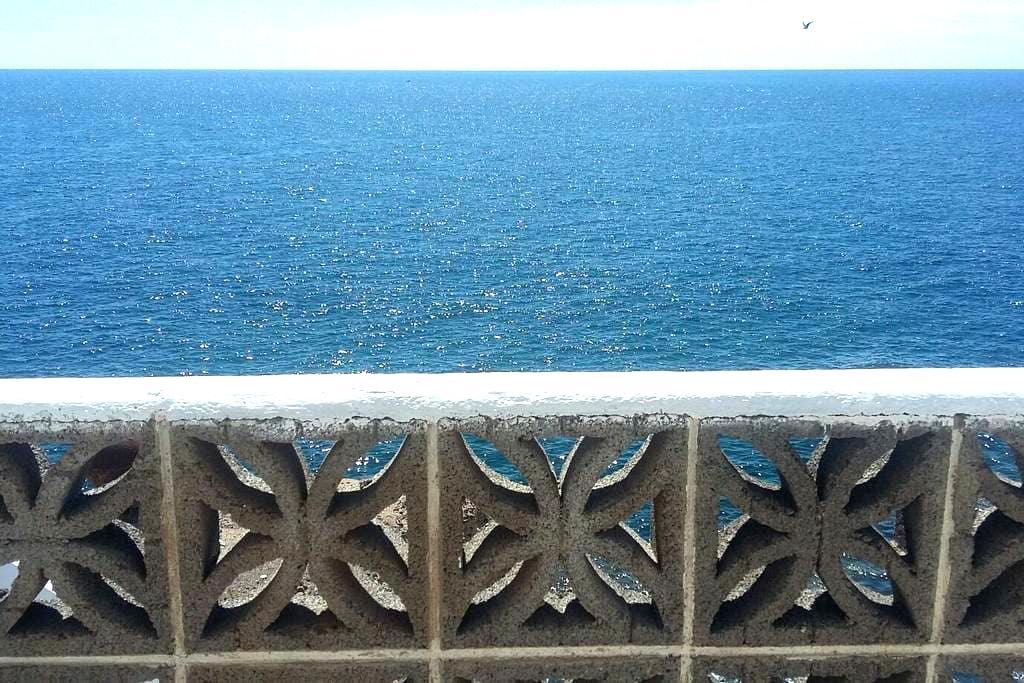 Relaxing duplex First Line of Coast - La Caleta