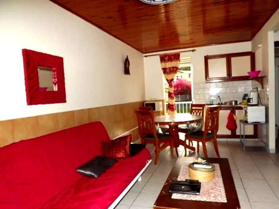Appartement bien situé et dominant - Le Vauclin - Lejlighed