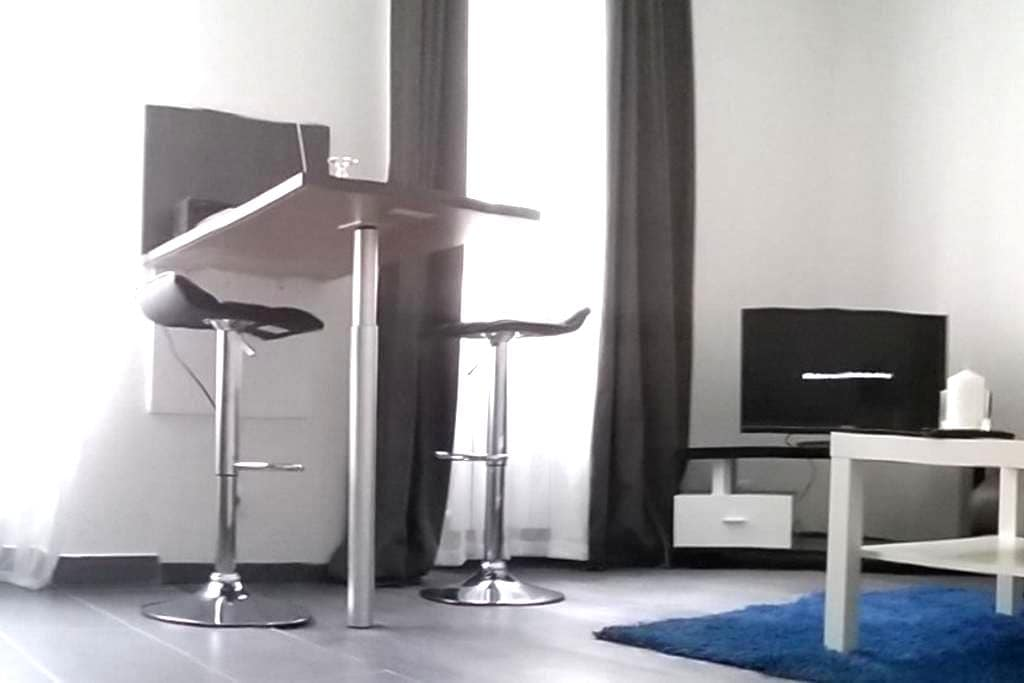 Beau Studio agreable et confortable - Mulhouse - Wohnung